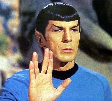 Between a Spock and a hard place