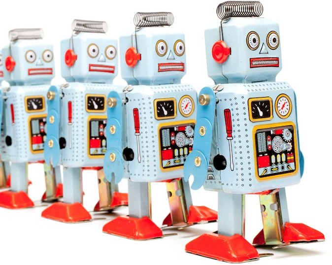 Robot Traders