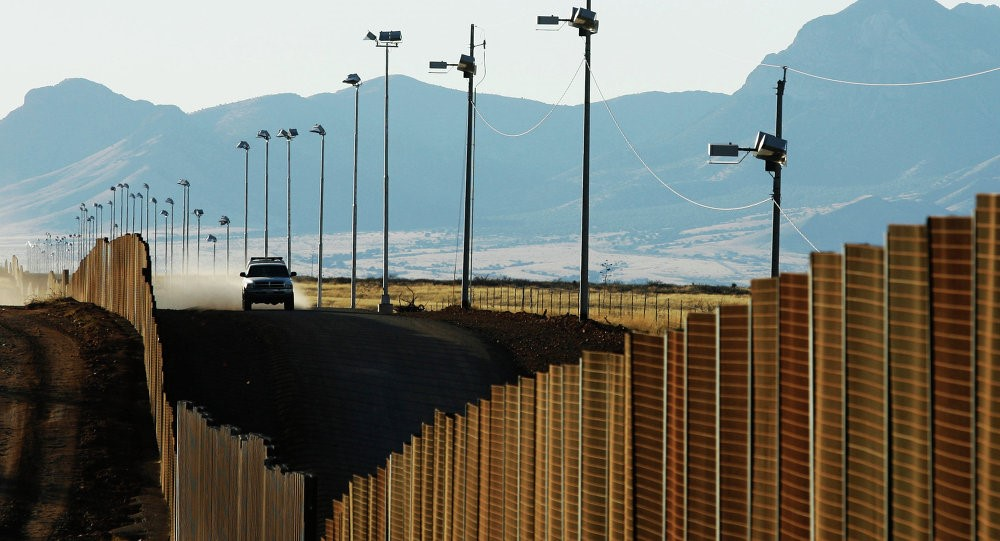 Trump's Mexican wall adds to fears over US protectionism prompting market jitters.