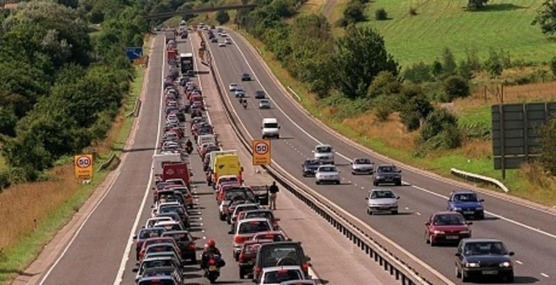 Bristol Traffic. Congestion. Commute. CPI