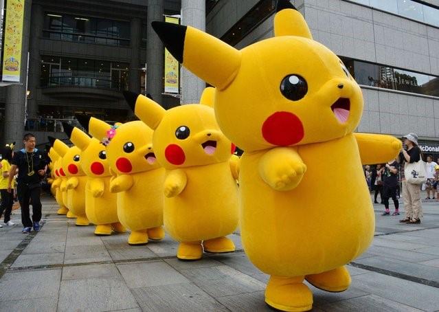 Summer 2016 Pokemon Go