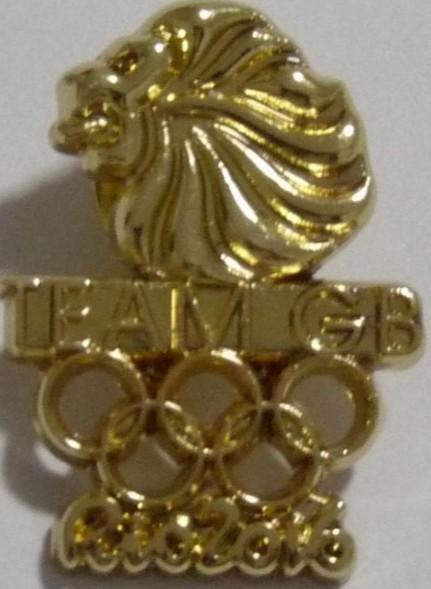 Rio 2016 Team GB Gold Run