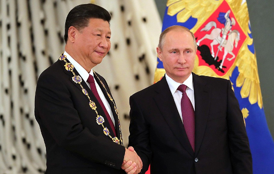 Xi Jinping and Putin - What are you cooking up?