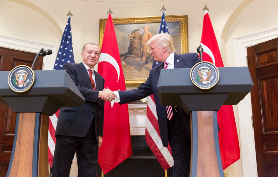 Iran stirs up the Middle east. Pompeo in Saudi, but is Erdogan on the back foot? Iran downing of a US drone nearly provokes military strike. With possible divisions in the White House, what now Trump?