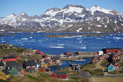 Greenland, rare earth minerals